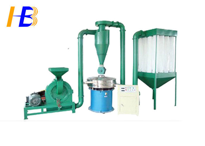 Strong Rubber Outsole Rubber Grinding Machine Used For Shredded Battery Casings