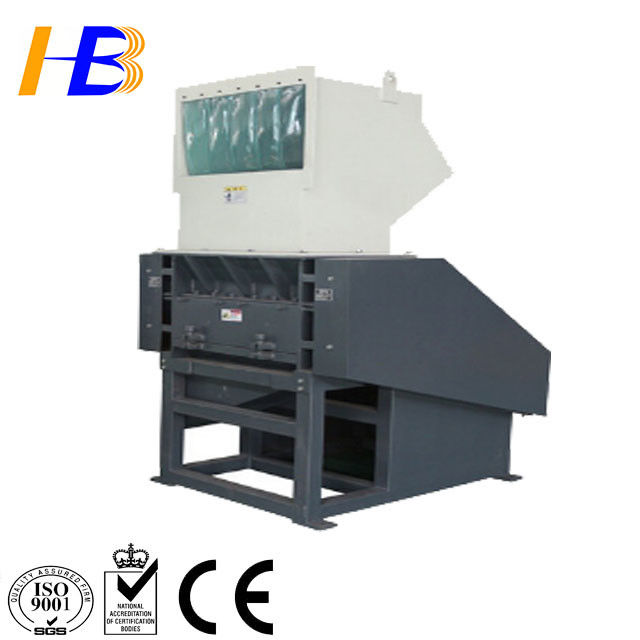 Disposable Flake Type Plastic Crusher Machine For Waste Plastic Products